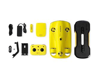 Gladius Mini underwater drone with 100m Tether Tether and Winder
