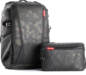 PGYTECH OneMo Backpack 25L+Shoulder Bag(Olivine Camo)