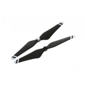 E300 Carbon Fiber Reinforced self-tightening propellers (with white stripes)